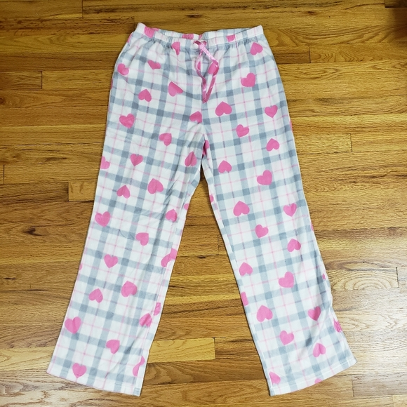 Ladies LG fleece PJs